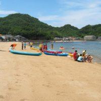 白石島海水浴場2