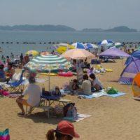 宝伝海水浴場1