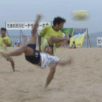 ビーチサッカー1_2048