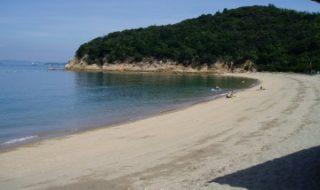 六口海水浴場1
