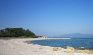 犬島海水浴場①
